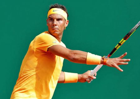 Rafael Nadal is unstoppable this clay court season